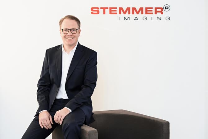 STEMMER IMAGING CEO Arne Dehn 2019