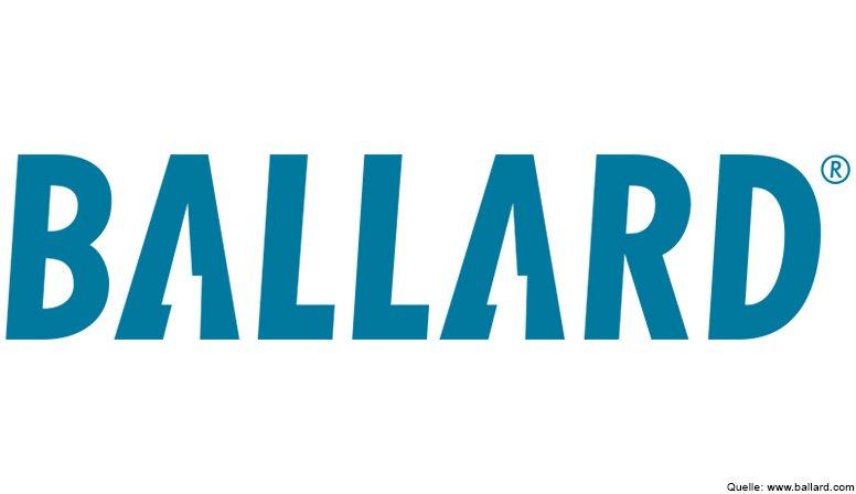 Ballard Power Zahlen