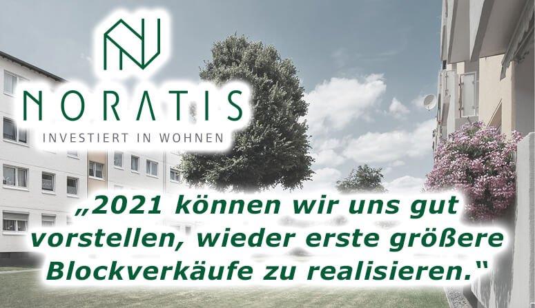 Vor fast genau einem Jahr führten wir ein Interview mit der Noratis AG (ISIN: DE000A2E4MK4)